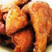 Pollo Frito Marinado